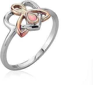 4461fb2aa Clogau - Women Pear Opal Themed Ring -Size N 3SDWR/N, Silver