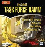 Task Force Hamm: 8 WDR-Kriminalhörspiele der Reihe Radio Tatort - Schall&Wahn