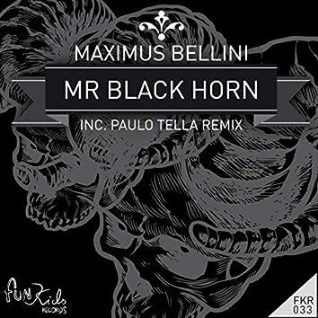Mr Black Horn