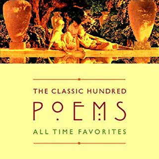 The Classic Hundred Poems audiobook cover art
