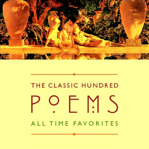 The Classic Hundred Poems  By  cover art