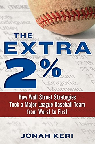 The Extra 2%: How Wall Street Strategies Took a Major League Baseball Team from Worst to First First (English Edition)