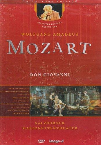 Don Giovanni - Salzburger Marionettentheater, 1 DVD
