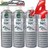 TUNAP 4X 134 500ML INIETTORI Diesel - 4 Spraydosen Super Offerta