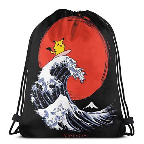 Drawstring Backpack Bags,Super Dragon Bowser Evolution Sack Drawstring Portable Gym Bag Colorful String Backpack Foldable School Backpack For Men & Women