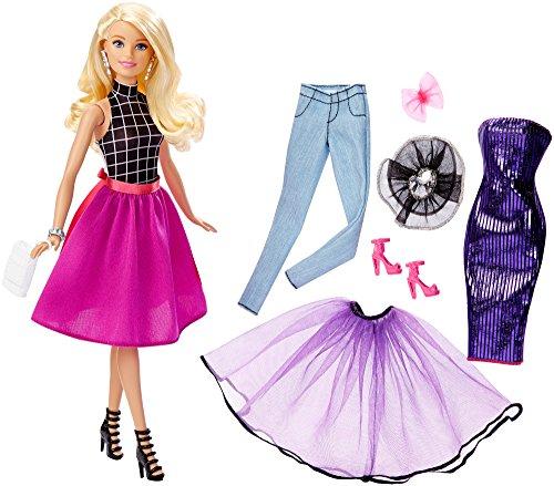 Barbie - DJW58 - Poupée - Coffret Frankie Signature Look Doll
