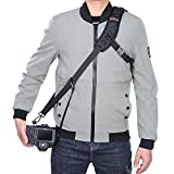 Tracolla per fotocamera,tracolla/tracolla regolabile e confortevole con cinghia di sicurez...