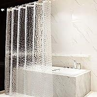 cortinas baño antimoho divertidas