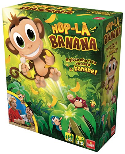Goliath- Hop-LA Banana, Multicolore, 30997.006