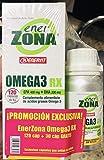 Enerzona Omega 3 RX 120 Cápsulas + 30 de Regalo...