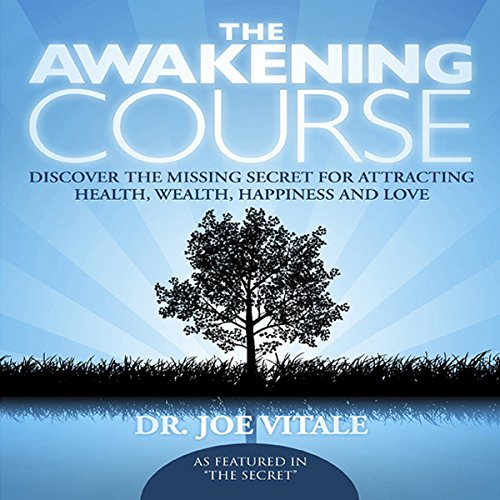 The Awakening Course audiobook cover art
