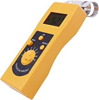 Hand held Wood Textile Materials Moisture Meter Potable Moisture Moisture meter For Cotton Clothes, Yarn, Wool Accurate