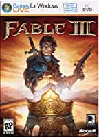 Fable 3 PC Win32 English DVD Case DVD (輸入版)