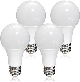 MODI LED Bulb, Indoor or Outdoor Non-dimmable LED Light Bulbs E27 Base AC220-240V Glass Shell 270 Degree Vintage Soft Whit...
