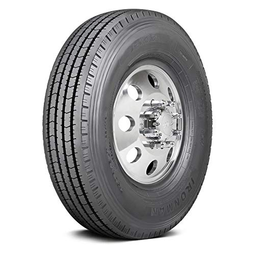 Ironman I109 225/70R19.5 Tire - All Season - Commercial -  86203