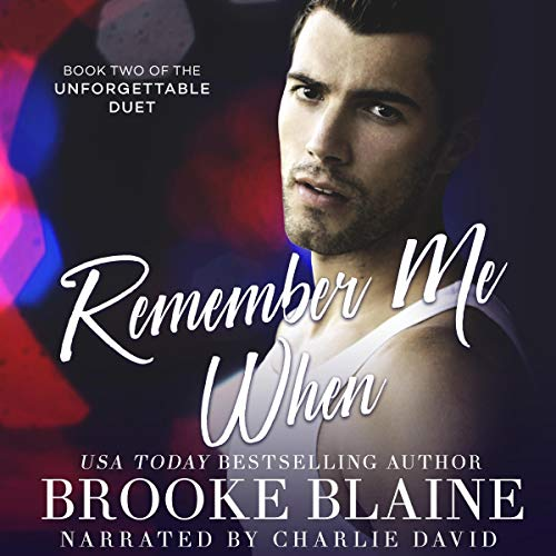 Remember Me When audiobook cover art