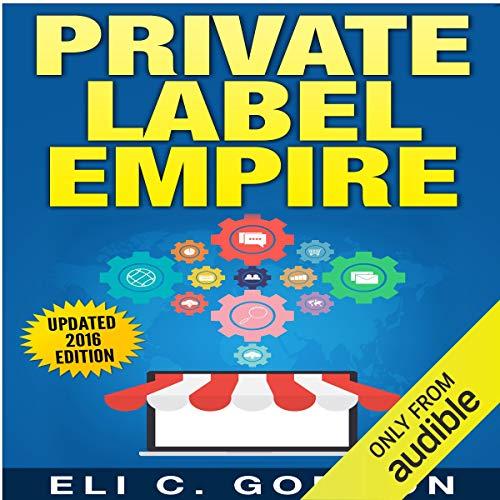 Private Label Empire audiobook cover art