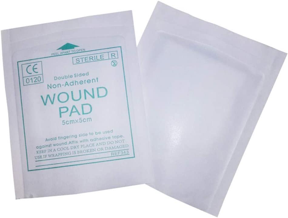 BESPORTBLE Wound Pad free shipping Cushion gift Care Pads Adhesi Non Dressing