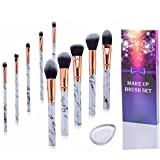 Fashion Base Make-up-Pinsel für Puder, Lidschatten, Rouge, Concealer, Eyeliner, Lippenpinsel,...