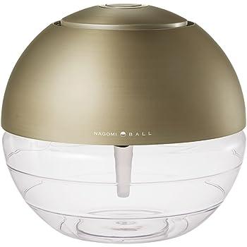 アンティーク調 メタル空気洗浄機「ナゴミ」(M) ブラス KST-1552BS
