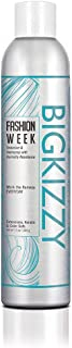 Big Kizzy Fashion Week Texturizing and Medium Hold Hair Spray, Translucent Texture for Waves and Natural Movement, Root Lift & Humidity Resistant 10oz