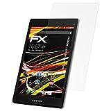 atFolix Schutzfolie kompatibel mit Medion LIFETAB S8311 MD98983 Bildschirmschutzfolie, HD-Entspiegelung FX Folie (2X)