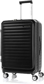American Tourister - Frontec 68cm Medium 4 Wheel Hard Suitcase - Black