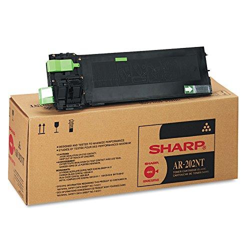 Sharp AR-202MT Cartucho de tóner Original Negro 1 Pieza(s) - Tóner para impresoras láser (13000...