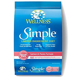 Wellness Simple Natural - Best Dog Food for Skin Allergies