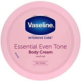 Vaseline Body Cream Essential Even Tone, 120 ML