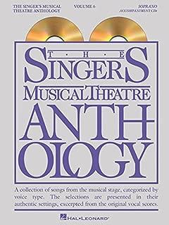 The Singer's Musical Theatre Anthology: Soprano Volume 6 - Accompaniment CDs (Smta)