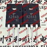Anncus 30G121 GT30G121 K2333 2SK2333 K2843 2SK2843 IRFS654B STRW6052S G4IBC30S IRG4IBC30S C4517 2SC4517 C5353 2SC5353 FDPF7N50F UF830L - (Color: K2843 2SK2843)