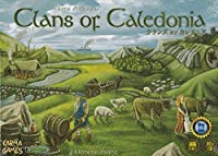 クランズ・オブ・カレドニア 日本語版(Clans of Caledonia)/Karma Games・テンデイズゲームズ/Juma Al-JouJou