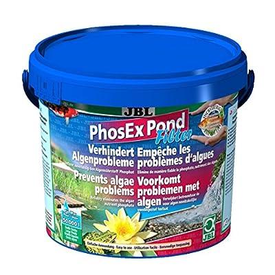 JBL PhosEx Pond Filter 500g, 1l, Éliminateur de phosphates pour filtres de bassin