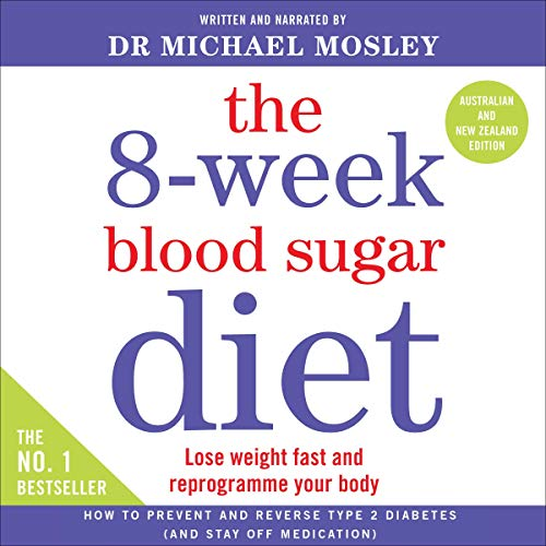 The 8-Week Blood Sugar Diet cover art