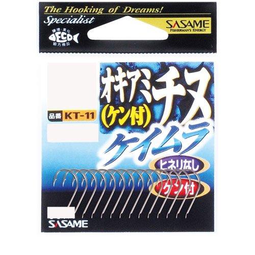 ささめ針(SASAME) KT-11 オキアミチヌ ケイムラ 3号