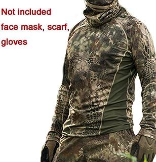 Amazon.es: hombre color verde caza: Ropa