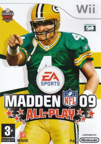 Madden NFL 09 (Wii) [import anglais]