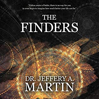 The Finders audiobook cover art