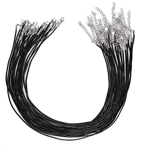 Cordón Negro Para Colgante  marca Yiseng