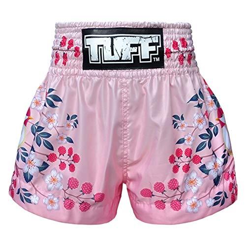 Tuff Boxing Sport Muay Thai Shorts Trunks Kick Martial Arts