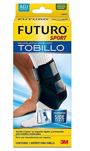 Futuro Sport Deluxe Ankle Stabilizer, Adjustable by Futuro