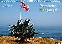 Bornholm - Daenemark (Wandkalender 2022 DIN A4 quer): Die schoensten Ansichten der daenischen Sonneninsel (Monatskalender, 14 Seiten )