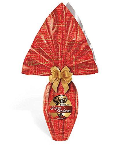 Uovo GIGANTE da 10 Kg Cioccolato Extra Fondente - Uova di Pasqua (10 Kg)