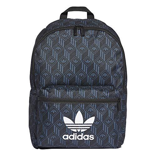 adidas Unisex Adult MONOGRAM BP Backpack - Multi-Colour, Size NS