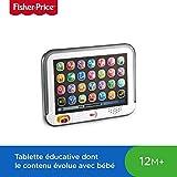 Fisher-Price Ma Tablet Puppy - Juguete para Aprender Letras, Palabras y Animales, 12 Meses y más, CDG56