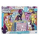 My little Pony Hasbro ? C3189 The Movie ? Cutie Mark Kollektion -
