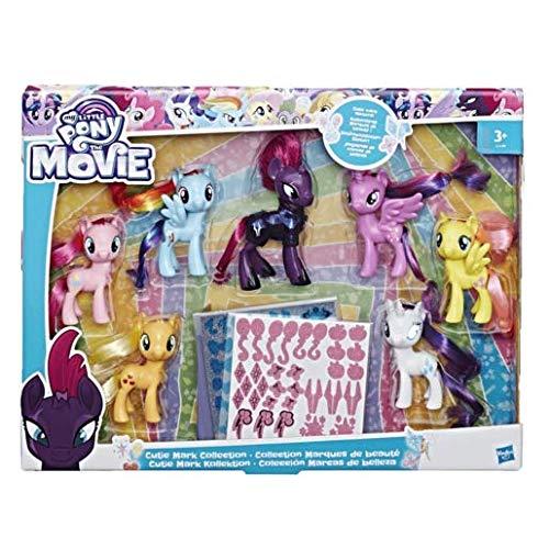 My little Pony Hasbro – C3189 The Movie – Cutie Mark Kollektion