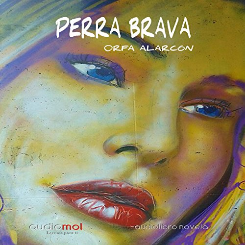 Perra brava audiobook cover art