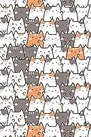 3000個の木製大人のパズル、減圧レ組み立てゲーム、最高のホリデーギフト- 猫の集まり(87*110cm)